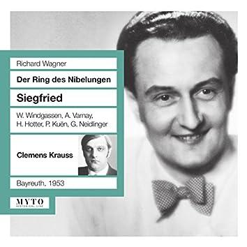Wagner: Siegfried, WWV 86C