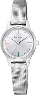 ポールスミス Paul Smith 腕時計 THE CITY mini レディース レザー 時計 ザ・シティ ミニ シルバー BT2-611-11