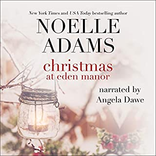 Christmas at Eden Manor cover art