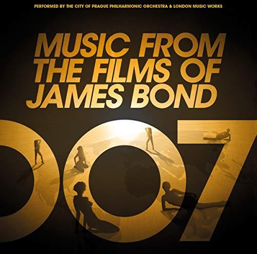 Music From the Films of James Bond [Disco de Vinil]