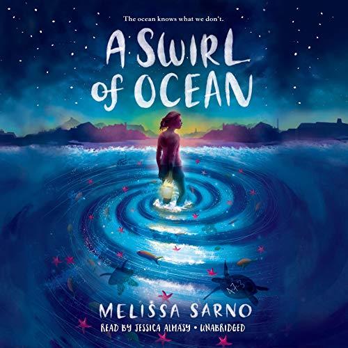 A Swirl of Ocean audiobook cover art