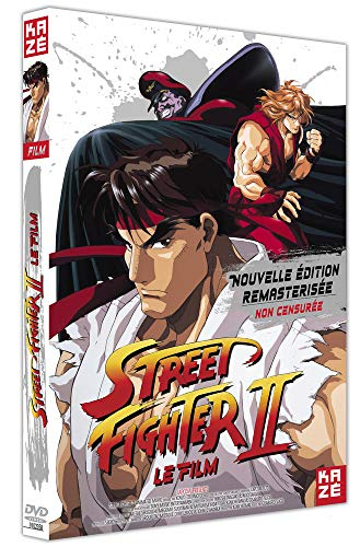 Street Fighter II Film Edition DVD [Version Non censurée]