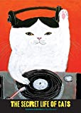 The Secret Life of Cats Notebook Collection: (Funny Kitty Portrait Journals by Japanese Artist, 3 Blank Notebooks with Cute and Weird Cat Illustrations)