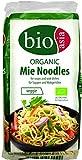 Bioasia Fideos De Trigo Mie, Sin Huevo, Bio 250 g