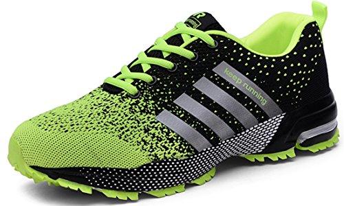 Femmes Hommes Sport Chaussures de Course Respirant Confort Athlétique Sneakers Baskets