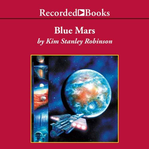 Blue Mars  cover art