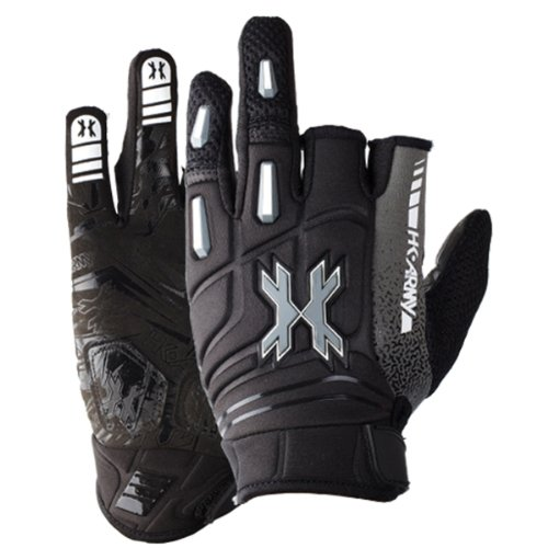 HK Army 2014 Pro Paintball Gloves - Stealth - X-Large