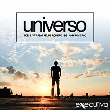 Universo (feat. Felipe Romero, Be1, Ray Isaac) - Single