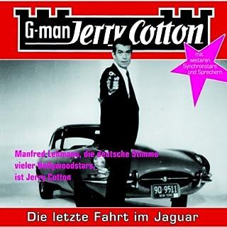 Die letzte Fahrt im Jaguar Titelbild