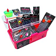 FLADEN Fishing - We really wanted to create a starter set to get all Boys and Girls fishing on all our freshwater lakes and rivers TERMINAL TACKLE - This set provides all the essentials bits and pieces you need to add to create rigs to add to your fi...