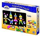 Detoa 12906 - Magnetisches Puzzle Kinder