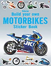 Build Your Own Motorbikes Sticker Book (Build Your Own Sticker Book)