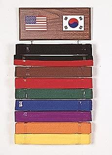 GTMA Martial Arts Belt Display Rack