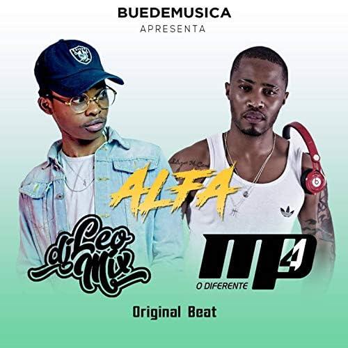 Dj Léo Mix feat. DJ MP4