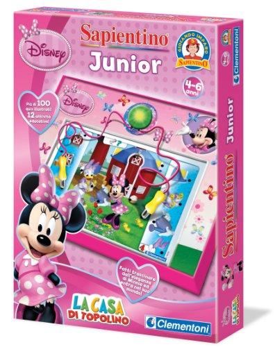 Sapientino Clementoni 13624 Junior Minnie