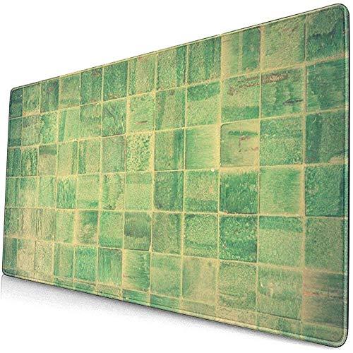 muismat muismat antislip rubber duurzame badkamer tegel decoratie oud patroon