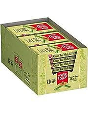 Kitkat Matcha Green Tea Chocolade Reep - voordeelverpakking - doos met 24 chocoladerepen