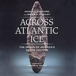 Across Atlantic Ice audiobook cover art
