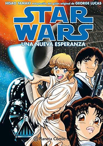Star Wars Ep IV Una nueva esperanza (Manga): Adaptación del guión original...