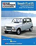 E.T.A.I - Revue Technique Automobile 388.7 - RENAULT R4 - 1978 à 1992