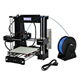 Anet X6 DIY 3D Drucker Hochgeschwindigkeits-Präzision Printer Kit mit größerer Druckgröße 220 * 220 * 250mm | PLA ABS 1.75mm Filament | Auto-Nivellierung | Technischer Support