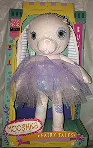 Mooshka Fairy Tales Ballerina Pets Bunny Plush by Zapf Creation