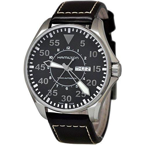 Hot Sale Hamilton Khaki Pilot Mens Watch H64715535