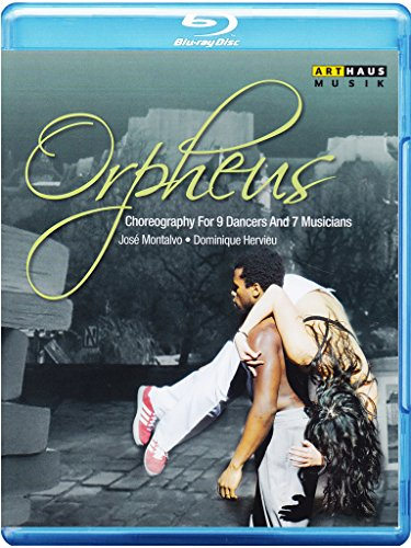 Orpheus - Choreography For 9 Dancers And 7 Musicians (Theatre National de Chaillot, 2010) [Blu-ray]