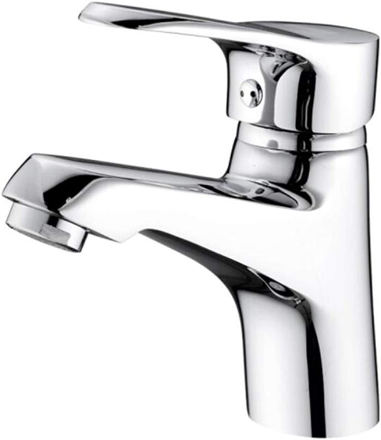 Taps Mixer?Swivel?Faucet Sink Face Basin Faucet Cold and Hot Single Hole Faucet Toilet Washbasin Bathroom Cabinet Faucet