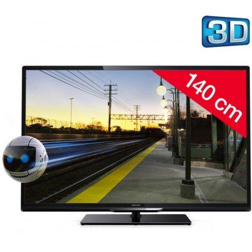 PHILIPS 55PFL4358H - Televisor LED 3D: Amazon.es: Electrónica