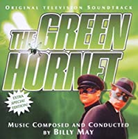 Green Hornet: Orginal Soundtrack by Billy May (2010-11-30)