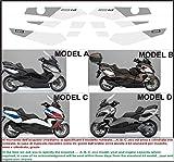 Kit adesivi decal stikers compatibili C650 GT SPECIAL EDITION (INDICARE IL MODELLO A o B)