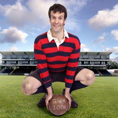 Giles Wemmbley Hogg Fussball audiobook cover art