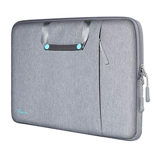 SIMTOP 14 Inch Laptop Sleeve Case Hand Bag for HP Stream/Pavilion X360/Chromebook/EliteBook 740/745/840/1040/G3/Dell XPS 9550 9560 9570 Inspiron/Latitude E5470/3450/3460/3470/3480/5480/7480 Vostro