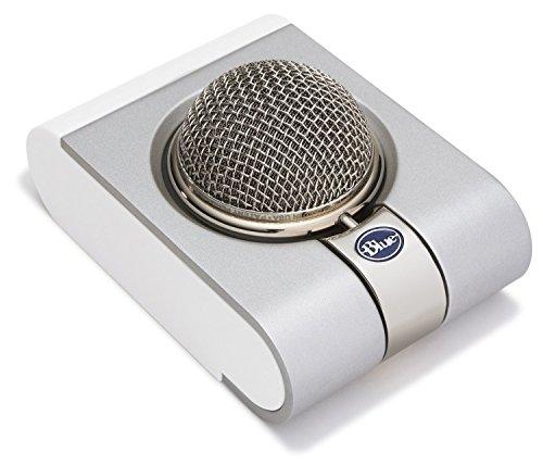 『Blue Microphones ポータブルタイプUSBマイクロフォン SNOWFLAKE』のトップ画像