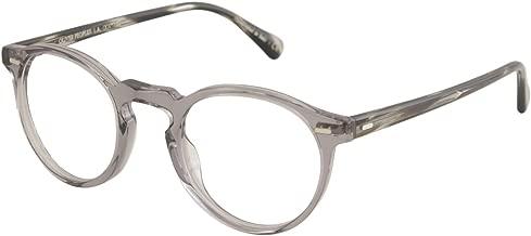 OLIVER PEOPLES OV 5186 1484 Gregory Peck Workan Grey Eyeglasses 47mm