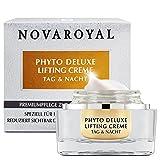 NOVAROYAL Anti Aging Gesichtscreme für Frauen ab 50   reduziert selbst ausgeprägte Falten bei reiferer Haut   wirkt der vorzeitigen Hautalterung entgegen   spendet intensiv Feuchtigkeit  ...