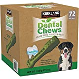 Kirkland Signature Dental Chews 72 Dog Treats