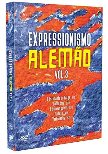 Expressionismo Alemão Vol. 3 [Digistak com 3 DVD's]