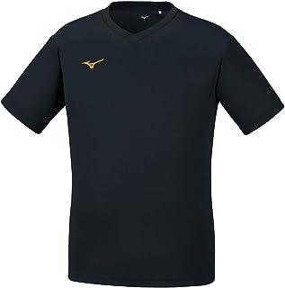 [ミズノ] トレーニングウェア 半袖 Tシャツ ナビドライ Vネック 吸汗速乾 インナー 肌着 32JA6151 メンズ