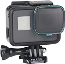 TELESIN CPL Camera Lens Polarizing Filter for GoPro Hero 7 Black Hero (2018) Hero 6 Hero 5 Black, Lens Protector Circular Polarizer for GoPro Hero Accessories (1 x CPL)