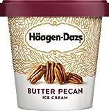 Haagen-Dazs, Butter Pecan Ice Cream, Pint (8 Count)