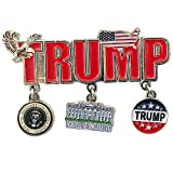 CityDreamShop Donald Trump Souvenir Gift Collection for Men & Women (Trump Magnet)