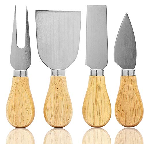 Cheese Knife Set,4-piece