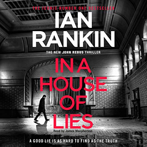 Couverture de In a House of Lies