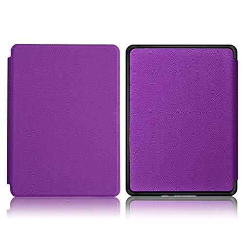 HHF Pad Accesorios para Kindle 2.019 décima generación Libro electrónico, Ultra Delgada Cubierta táctil de Reposo automático de Despertador Shell Protector para Todos los nuevos Kindle