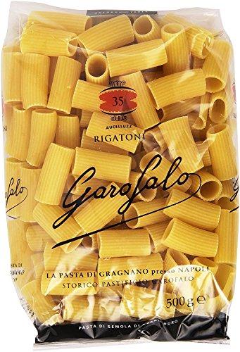 10x Pasta Garofalo 100% Italienisch Rigatoni n 35 Nudeln 500g pasta di gragnano