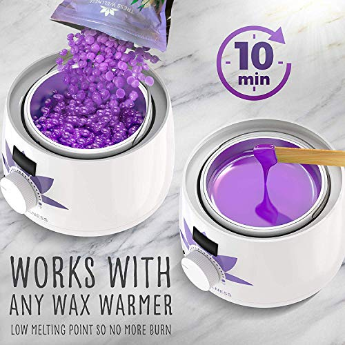 Tress Wellness Hard Wax Beans Kit Review