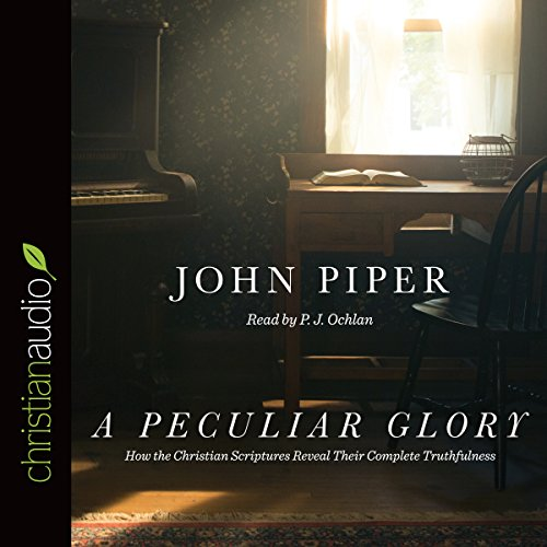 A Peculiar Glory audiobook cover art