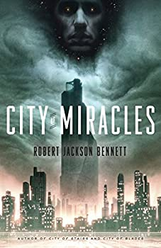 City of Miracles  A Novel  The Divine Cities